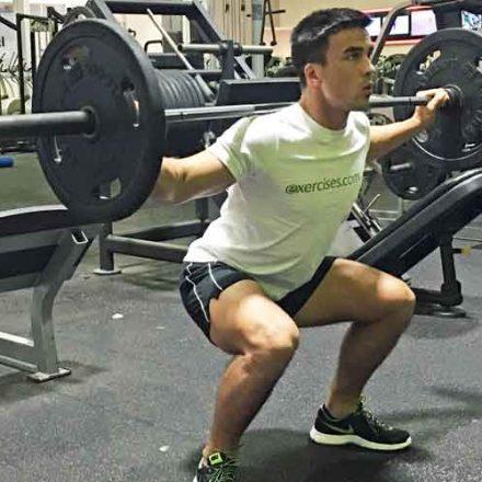 Leg Exercises [150 Demo Video Exercises For Legs]