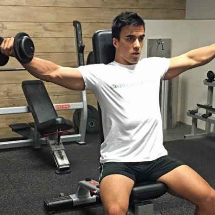 Shoulder Exercises [66 Demo Video Exercises For Shoulders]
