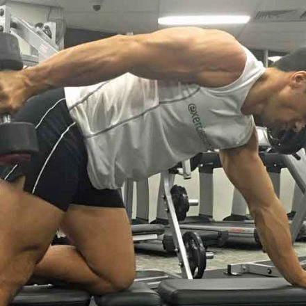 Tricep Exercises [38 Demo Video Exercises For Triceps]