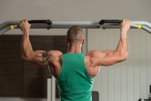 Body Weight Pull Ups