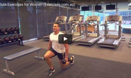 Glute Exercises for Women