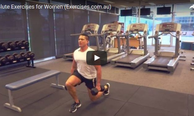 Glute Exercises for Women