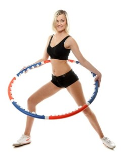 Combine Exercise and Fun With Hula Hooping
