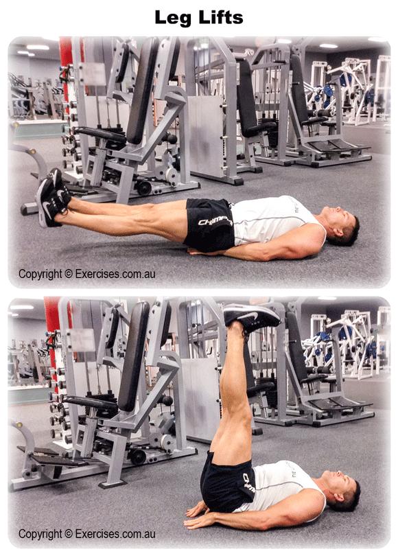 Leg Lifts