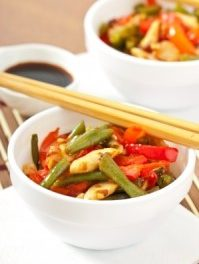 Teriyaki Chicken Stir-Fry Recipe