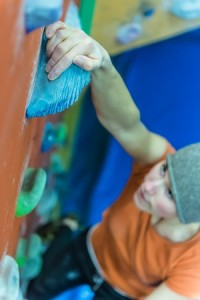 From Fear To Fun With Indoor Rock Climbing