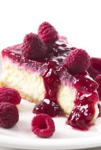 Protein Packed Raspberry Cheesecake Recipe