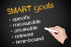 How To Set SMART Goals And Rewards