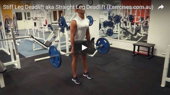 Stiff Leg Deadlift