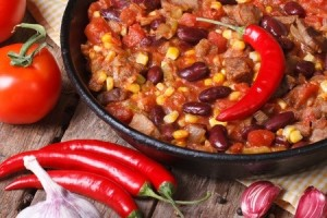 Black Bean Chilli Recipe