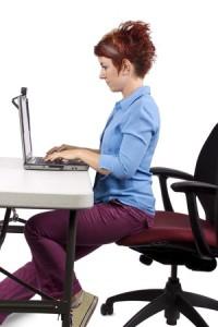 Posture at Desk