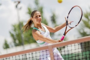 Get Fit With Tennis