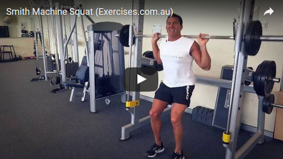 Smith Machine Squat
