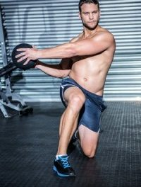Your Complete Medicine Ball Workout