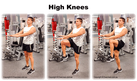 High Knees