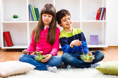 Kids Health: Tips And Tricks To Get Your Kids Eating Healthy And Being Active