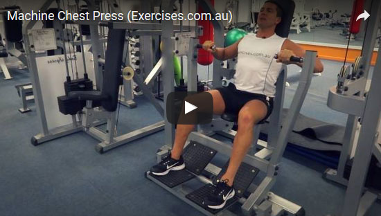 Hammer Strength Bench Press
