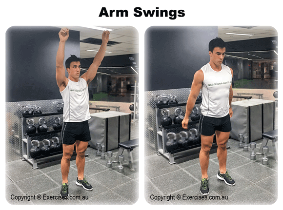 Arm Swings