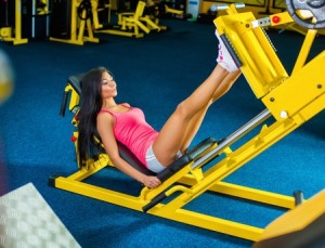 Leg Workout Women