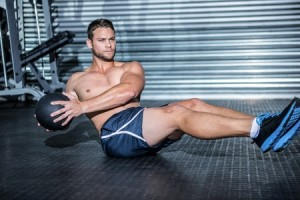 4 Medicine Ball Core Strength Exercises