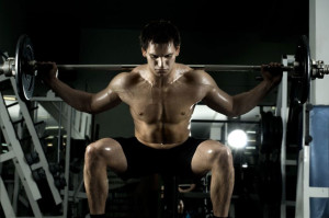 One Rep Squat Fitness Test