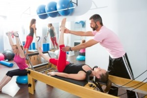Pilates Strength Training