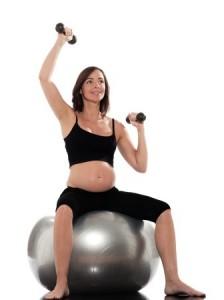 Pregnancy Aerobics