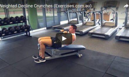 Weighted Decline Crunches