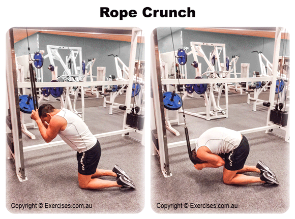 Rope Crunch