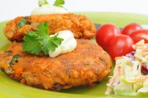 Healthy Salmon Patties Recipe