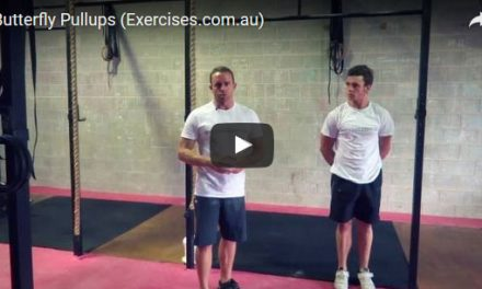 Butterfly Pullups