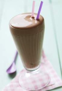 Chocolate Avocado Protein Shake Recipe