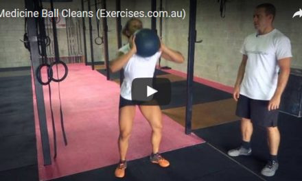 Medicine Ball Cleans