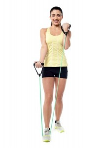 The 10 Minute Resistance Band Workout