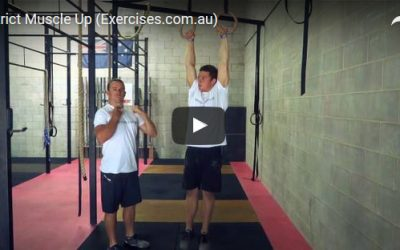 Strict Muscle Up