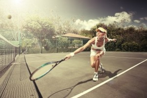 Tennis Exercise Program
