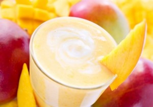 Mango Coconut Protein Shake Recipe