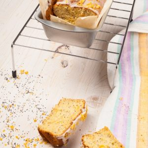 Orange And Almond Poppy Seed Cake Recipe