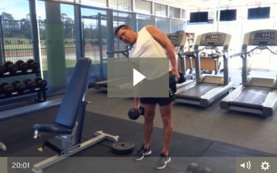 Abs & Calves Muscle Building Workout