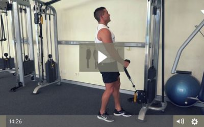 Arms Workout For Muscle & Strength (Partials & Negatives)