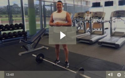 Back Workout For Muscle & Strength (Partials & Negatives)