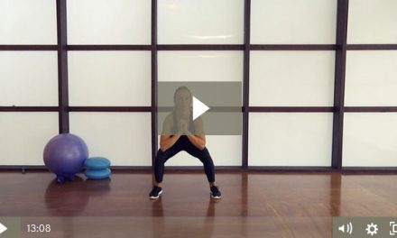 Butt Toning Circuit (12 mins)