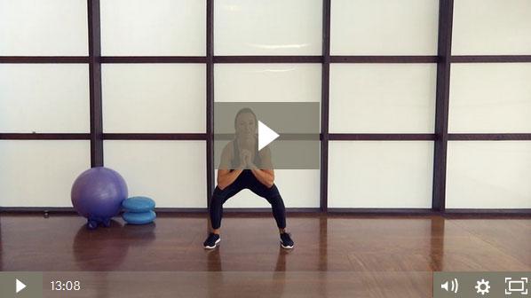 Butt Toning Circuit (12 mins)