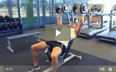 Chest Workout For Muscle Building (Pyramids & TUT)