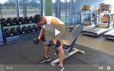 Chest Workout For Muscle & Strength (Partials & Negatives)