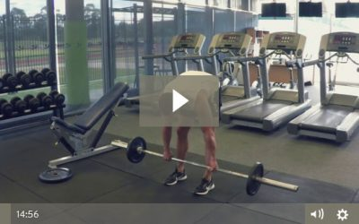 Legs Workout For Muscle & Strength (Partials & Negatives)