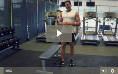 Lower Back Workout For Building Strength (With Supersets)
