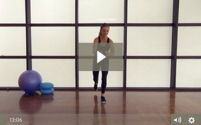Lower Body Circuit (12 mins)