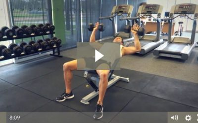 Pecs Workout For Building Strength (With Supersets)