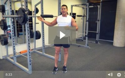 Quads Workout For Building Strength (With Supersets)